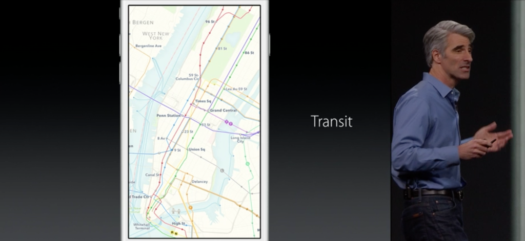 Apple Maps gets transit directions … finally