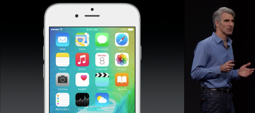 Apple  launches iOS 9 with a smarter Siri