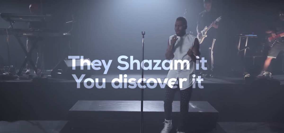 Shazam will let you see all the embarrassing songs your favorite musicians are Shazaming