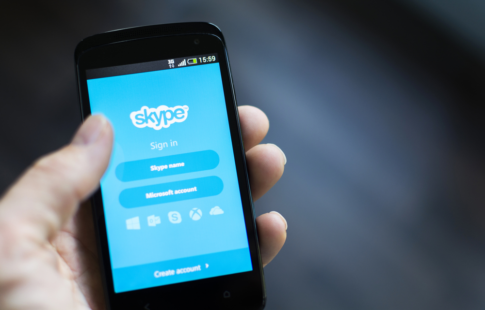 A bug causes Skype to endlessly crash if your friends send a single message
