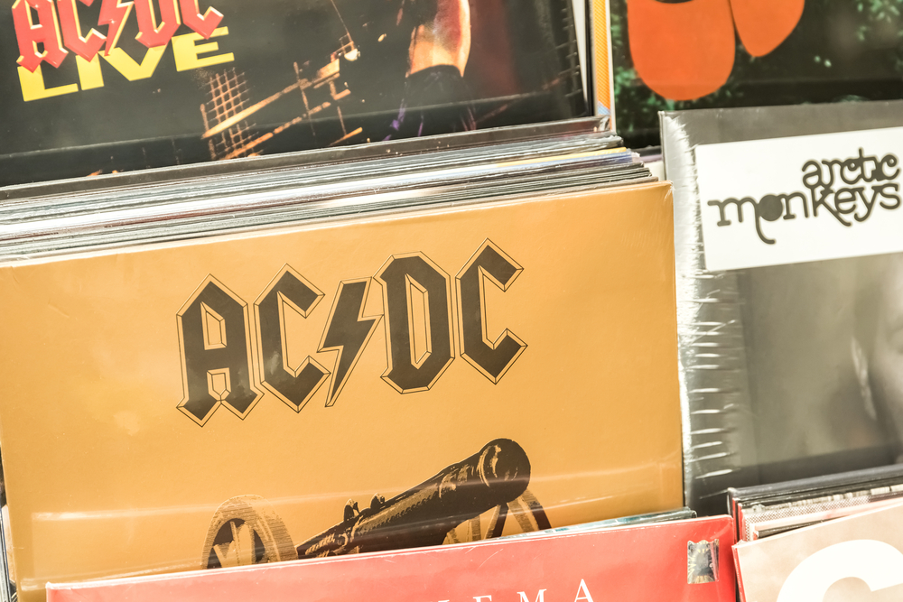 AC/DC may have tracks available for streaming on Apple Music, Spotify and Rdio tomorrow
