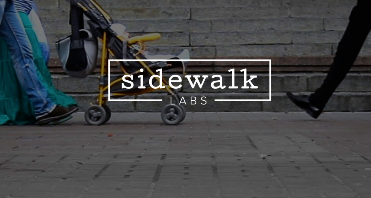 Alphabet's Sidewalk Labs wants to build the city of the future