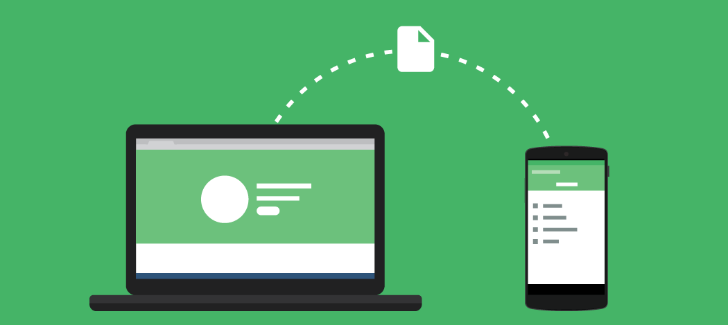 Pushbullet's Portal lets you transfer large files between mobile and desktop over Wi-Fi