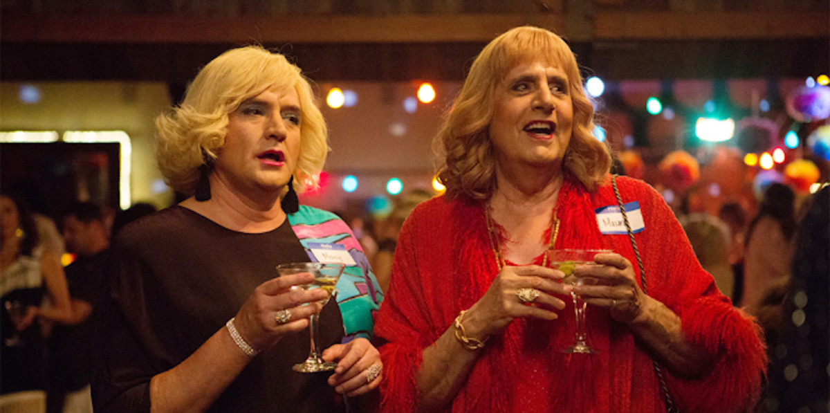 Amazon picked the right week to release a commentary track for Transparent