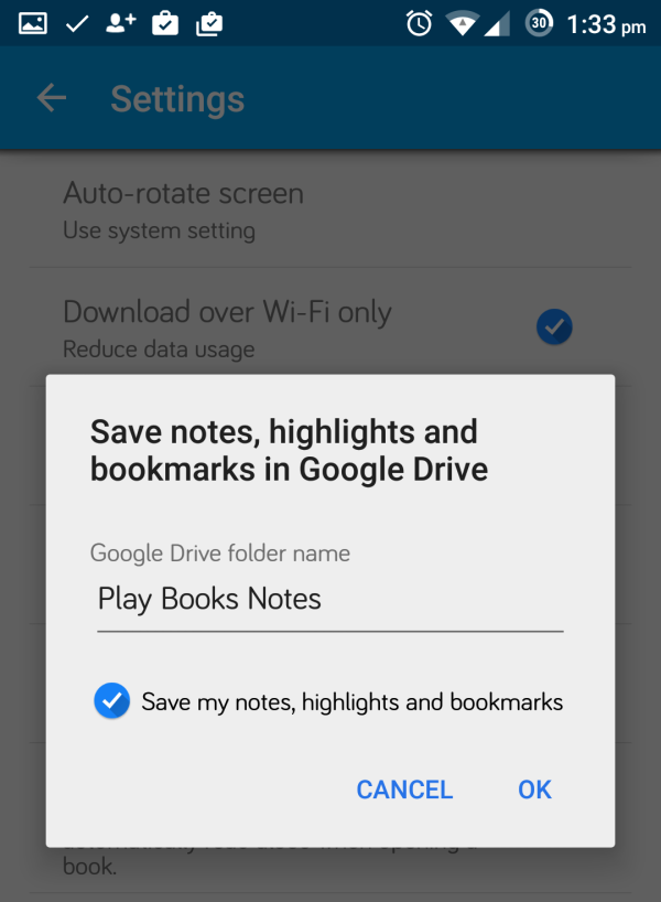 Google Play Books for Android gets improved recommendations