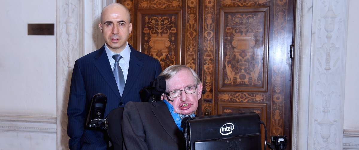 We're finally listening for alien messages properly thanks to Stephen Hawking, Yuri Milner and ...