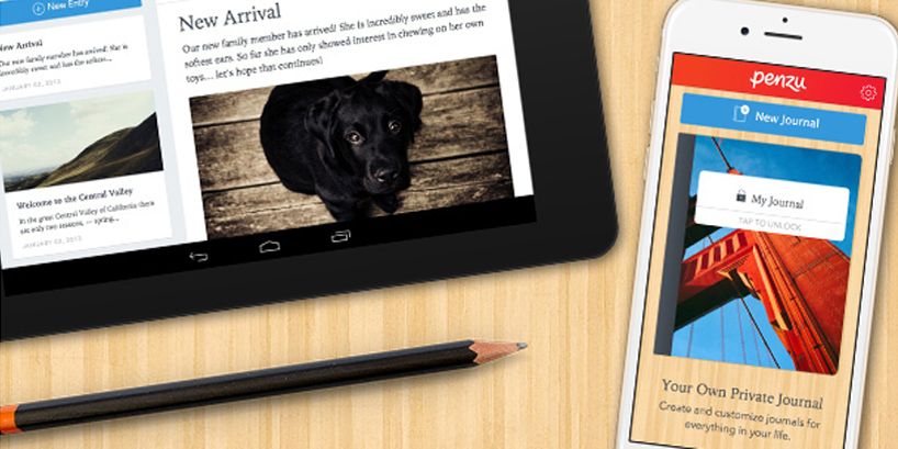 Record your life with a Penzu Pro Digital Journal lifetime subscription from TNW Deals