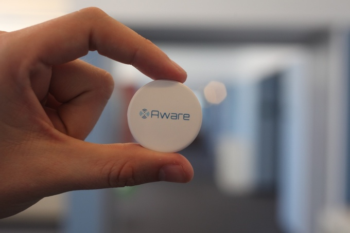 AwareCar will tell you where you parked (and remind you to put change in the meter)