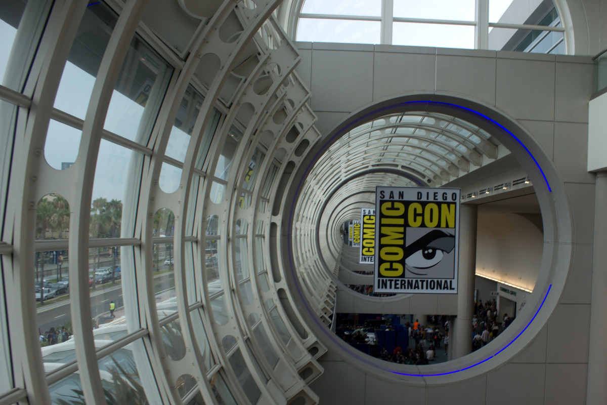 See the San Diego Comic-Con news that spiked on Twitter