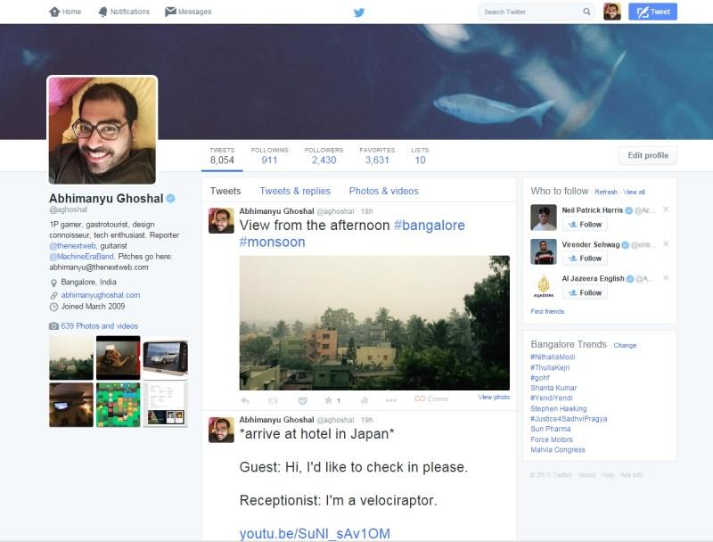 AG Twitter
