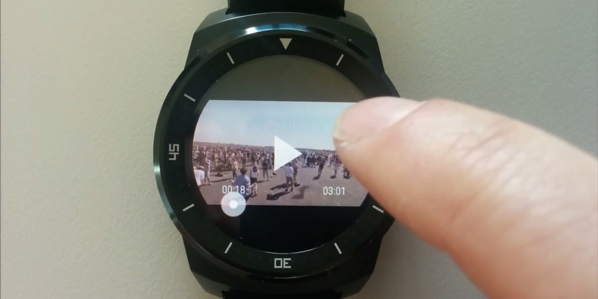 There's now a YouTube app for Android Wear, because who cares about battery life?