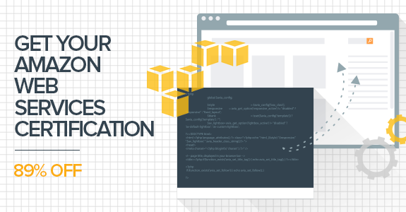 Become an ace Amazon Web Services engineer with this bootcamp bundle