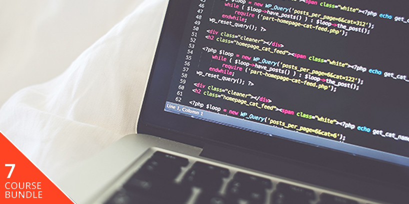 Get your business off the ground with the Coding for Entrepreneurs Bundle