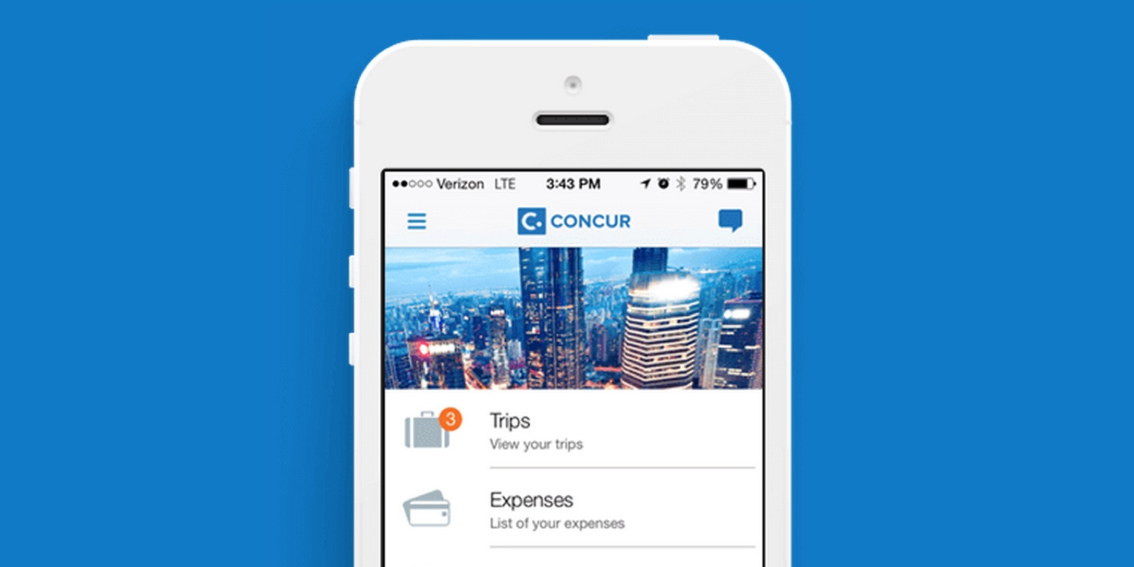 Concur integrates HotelTonight and Lyft for business trips with less hassle