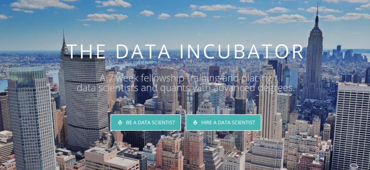 Data Incubator opens a West Coast campus to groom the next generation of data scientists