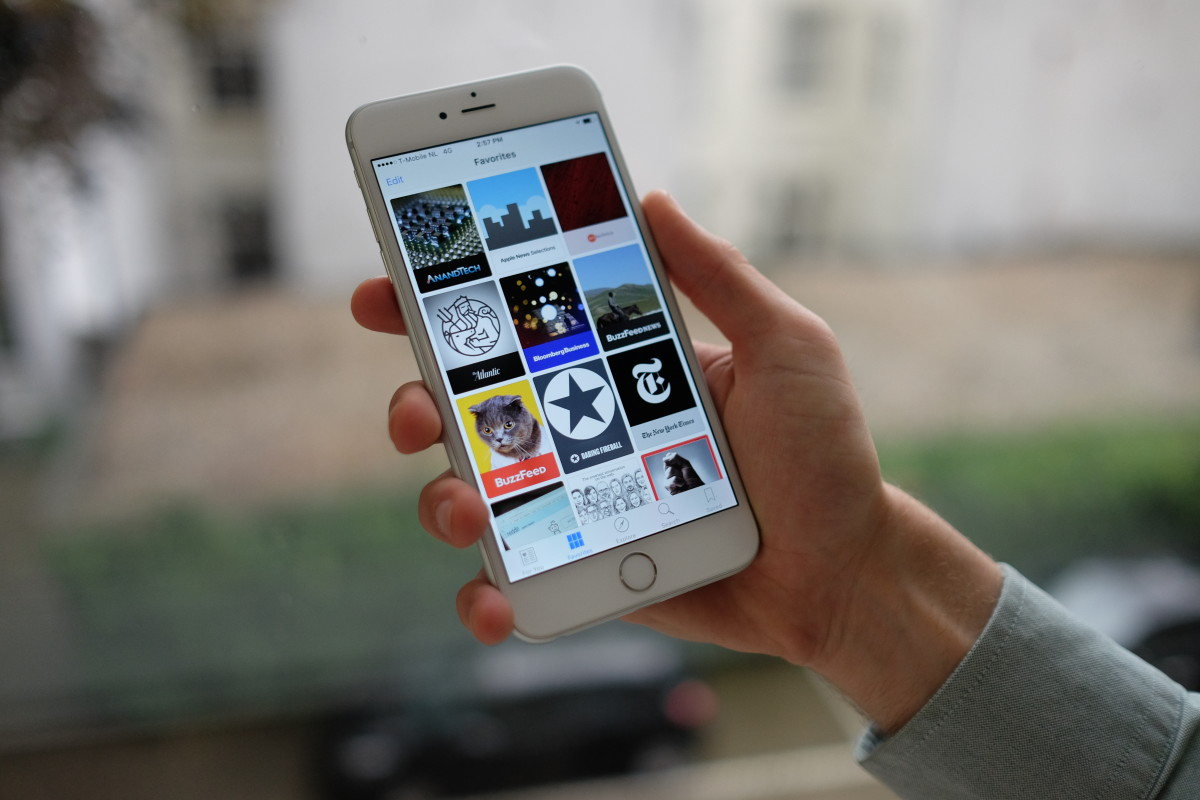 Apple's News app finally arrives in the UK