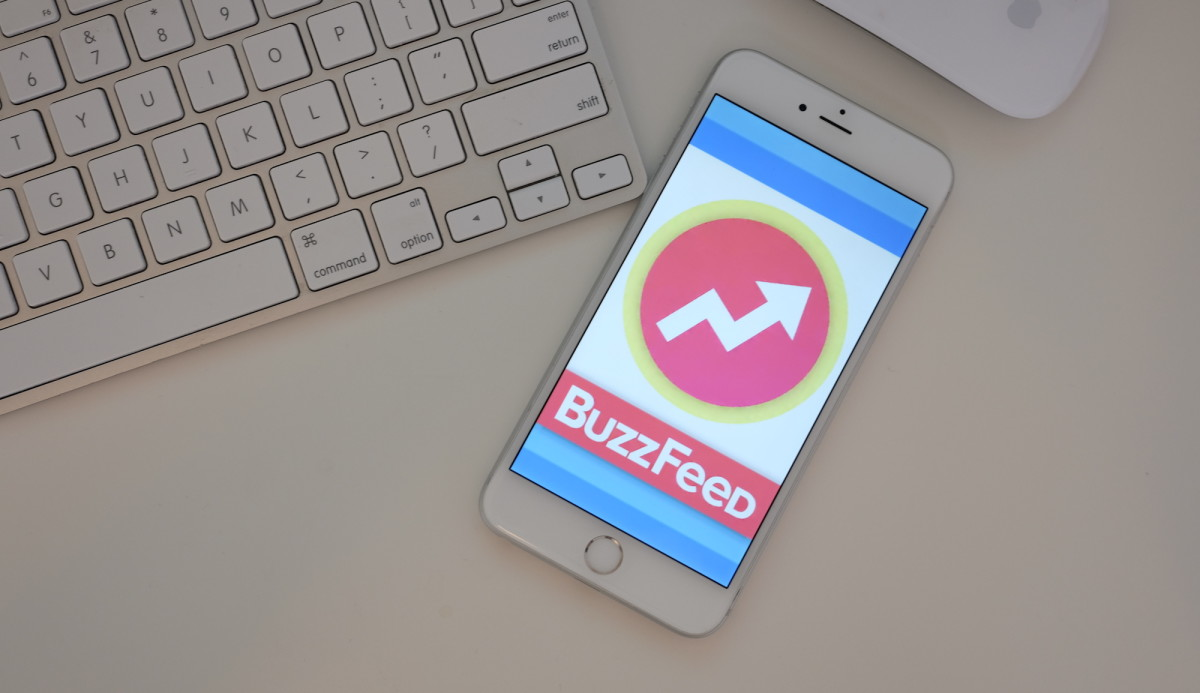 BuzzFeed and iHeartRadio now vying for your eyeballs in Snapchat Discover