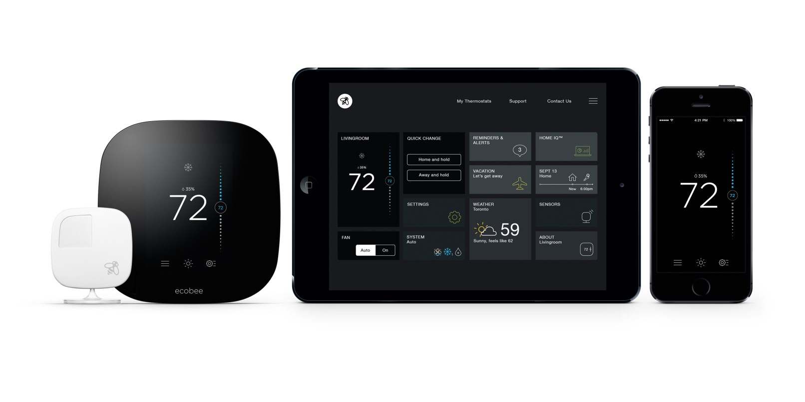 Apple S Now Selling A Thermostat You Can Control With Siri