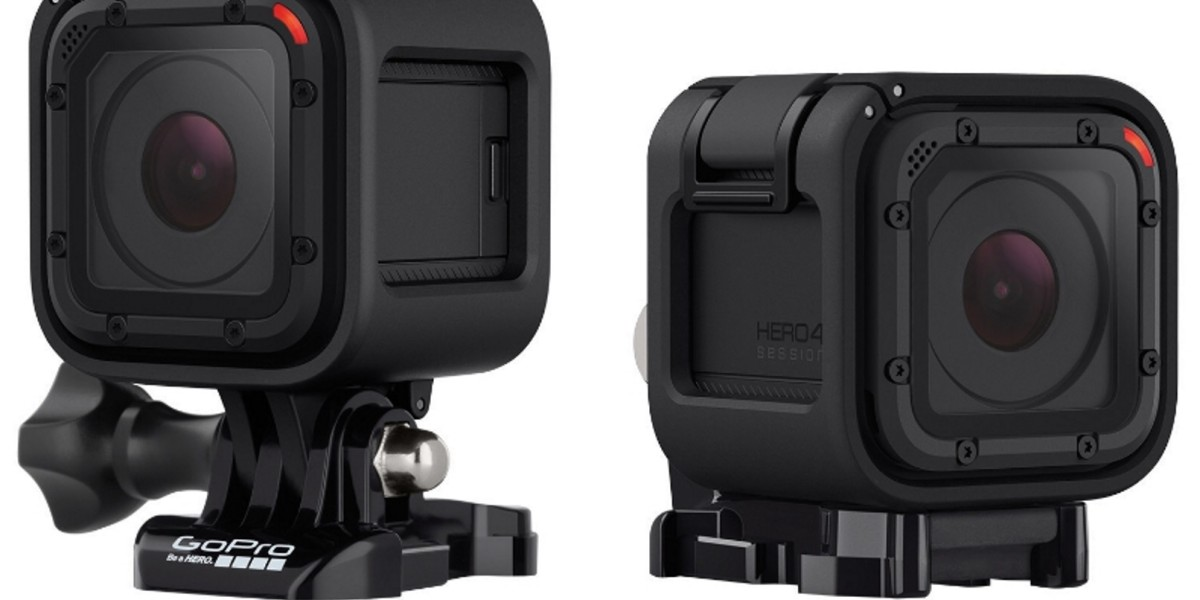 GoPro launches smaller and lighter Hero4 action camera, on sale July 12 from $399