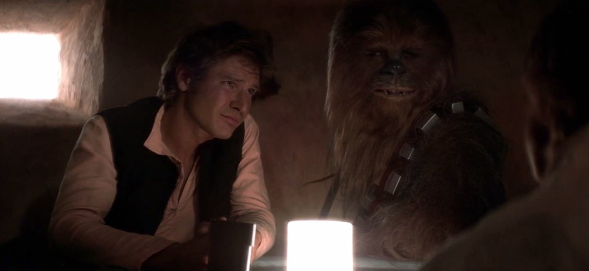 Han Solo is getting his own movie made by the directors of 'The Lego Movie'