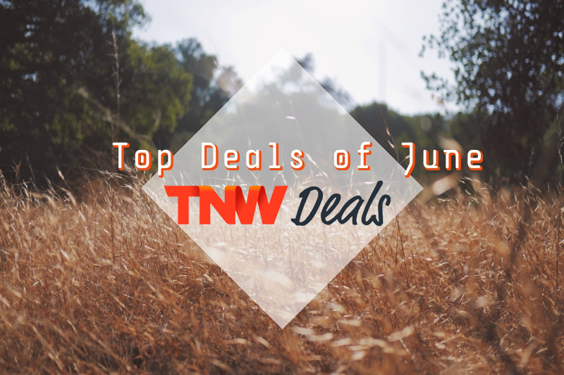 The top TNW Deals from the past month: Grab them while you can!