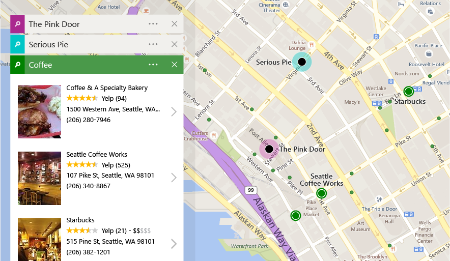 Microsoft takes the fight to Google with redesigned Bing Maps
