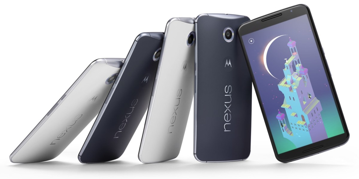 You can now score a Google Nexus 6 for just £304 in the UK (Update: now £400)