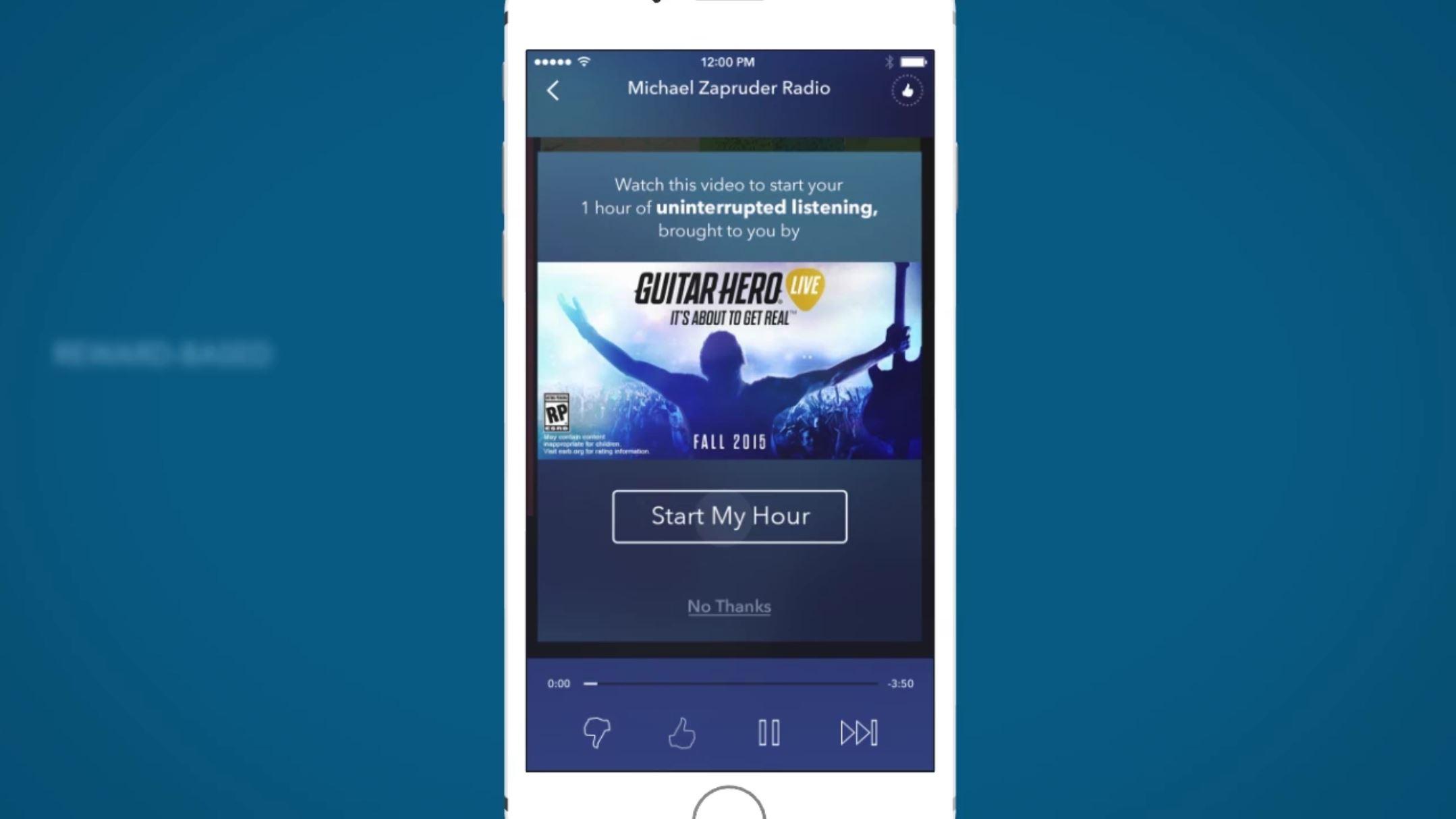Pandora radio free trial