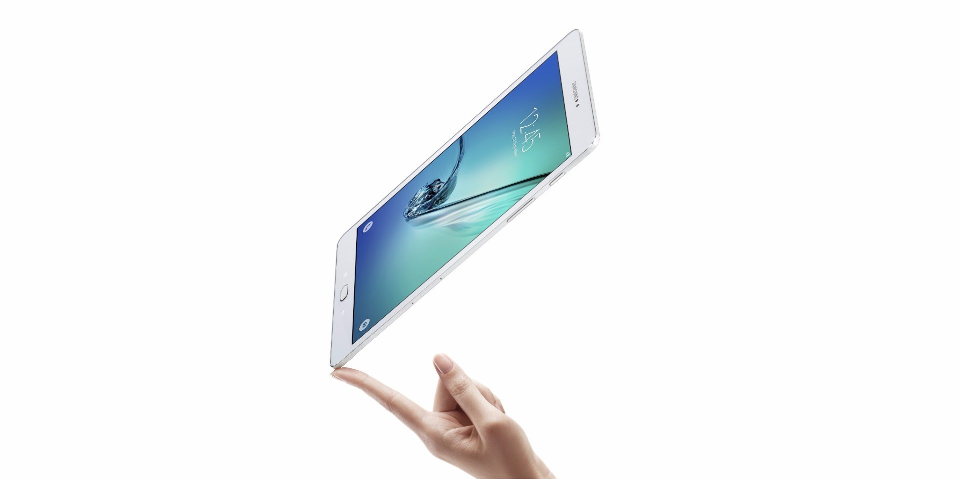 Samsung's new tablets are thinner than the iPad Air 2