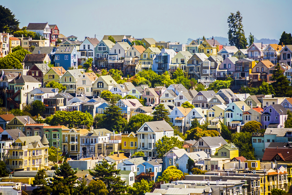 San Francisco housing, inflated by tech money, is in trouble