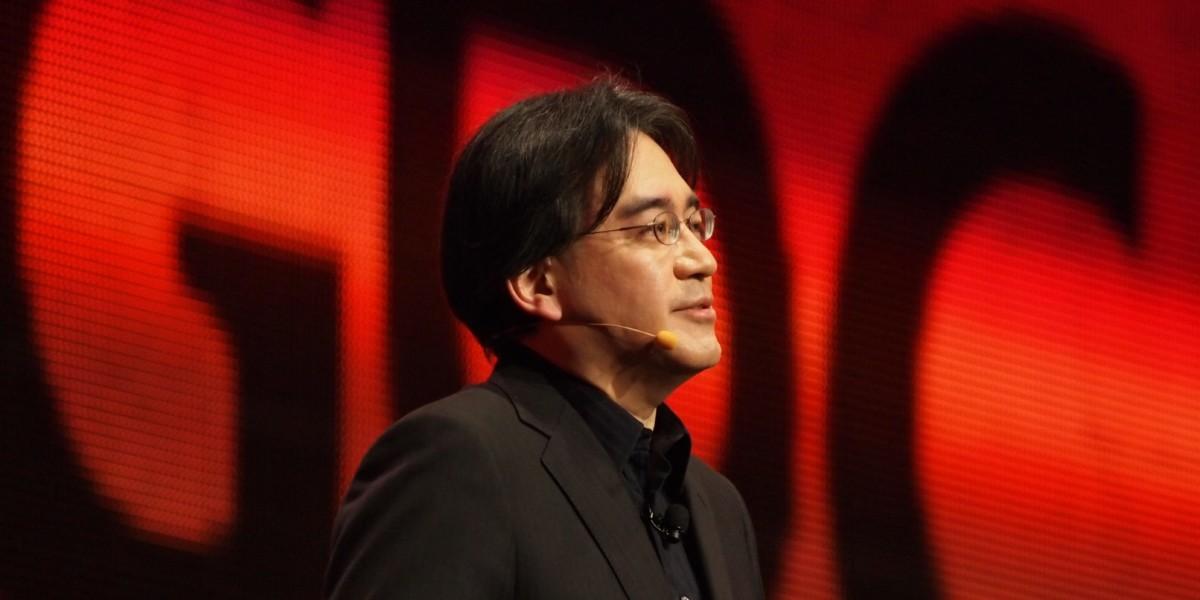 Nintendo president Satoru Iwata has died at 55