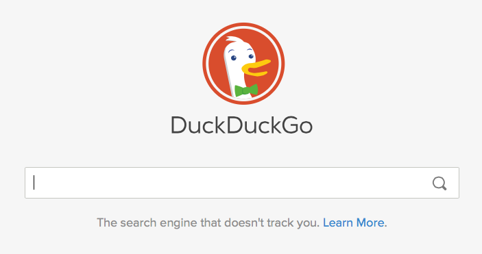 Why I switched from Google to DuckDuckGo; it's all about the bangs
