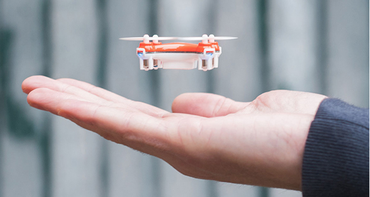 Take to the skies with 28% off the SKEYE Nano Drone