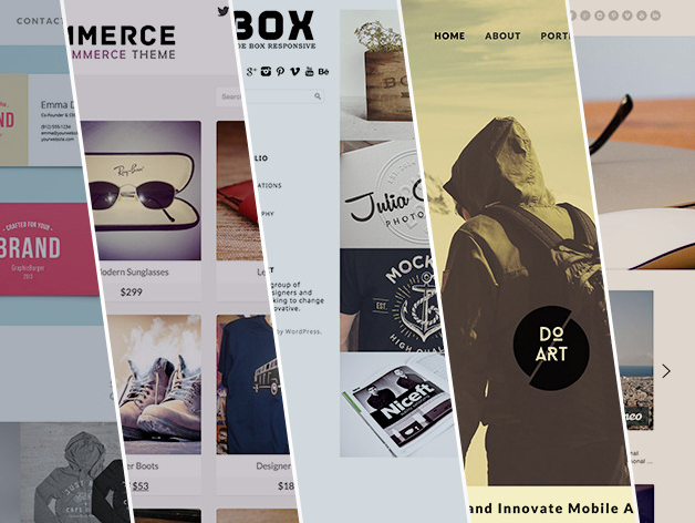 Get a lifetime subscription to premium responsive WordPress themes for just $49