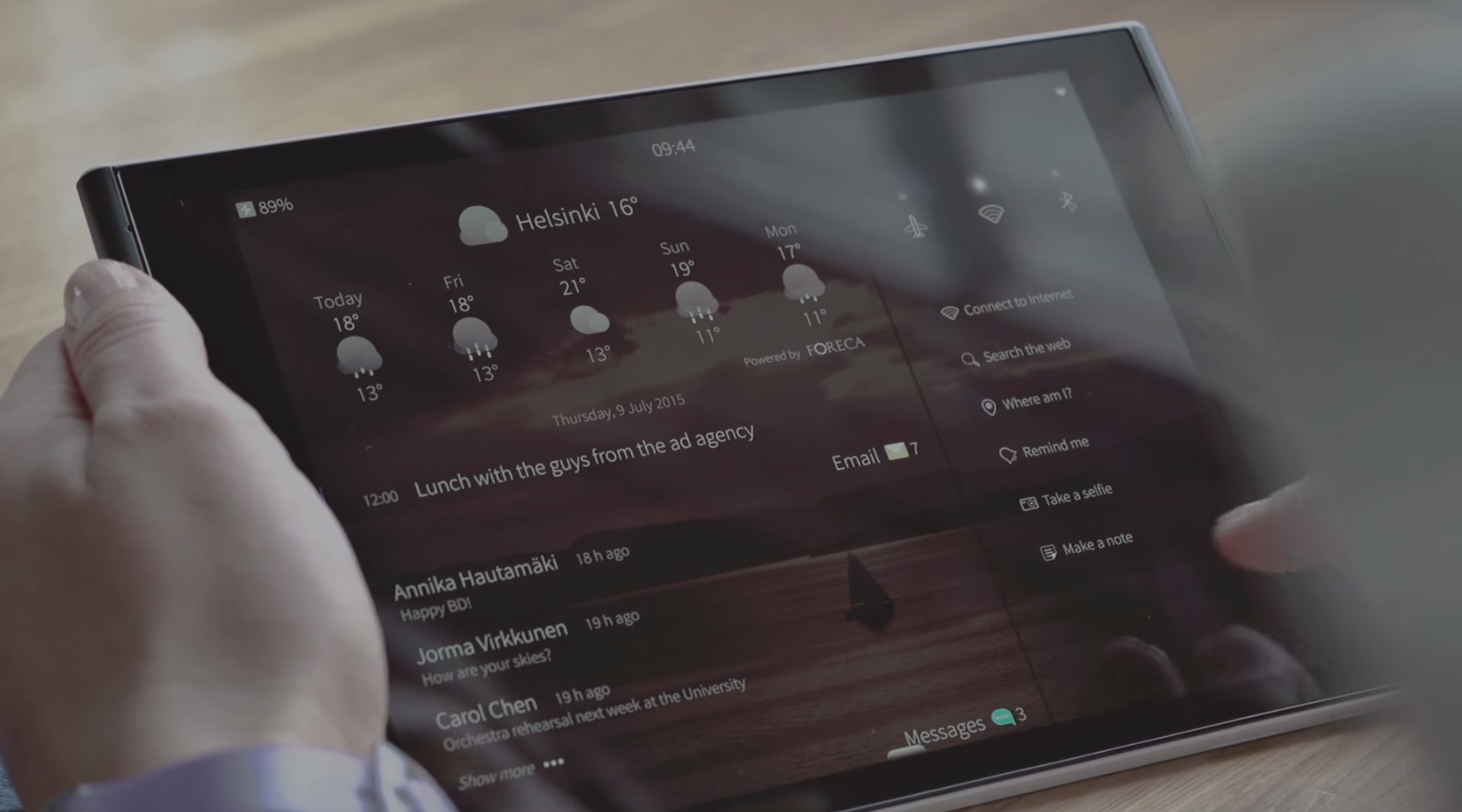 Jolla's Sailfish OS hits 2.0, rolling out to existing users soon