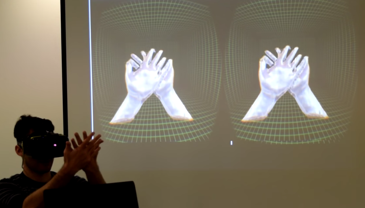 Oculus buying 'virtual hands' tech is cool but we still don't know how many people ...