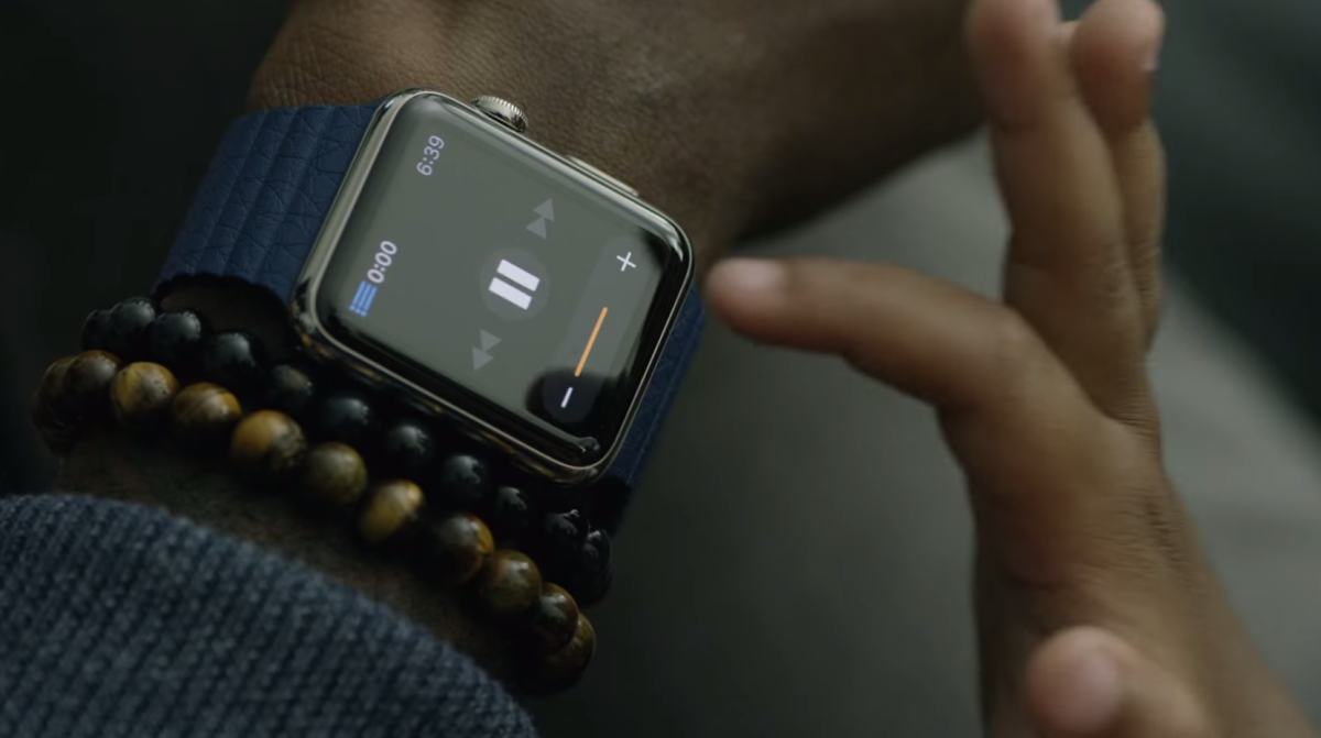 Apple Watch is the smartwatch market, accounting for 75% of shipments