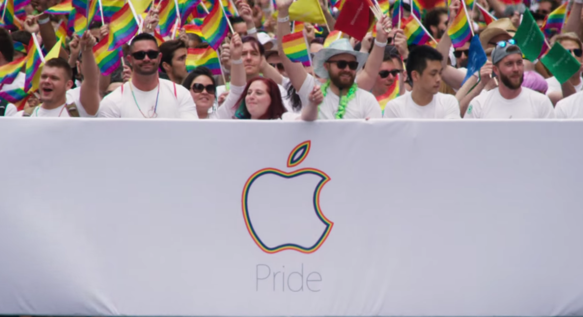 Why more tech companies should follow Apple's lead on LGBT equality