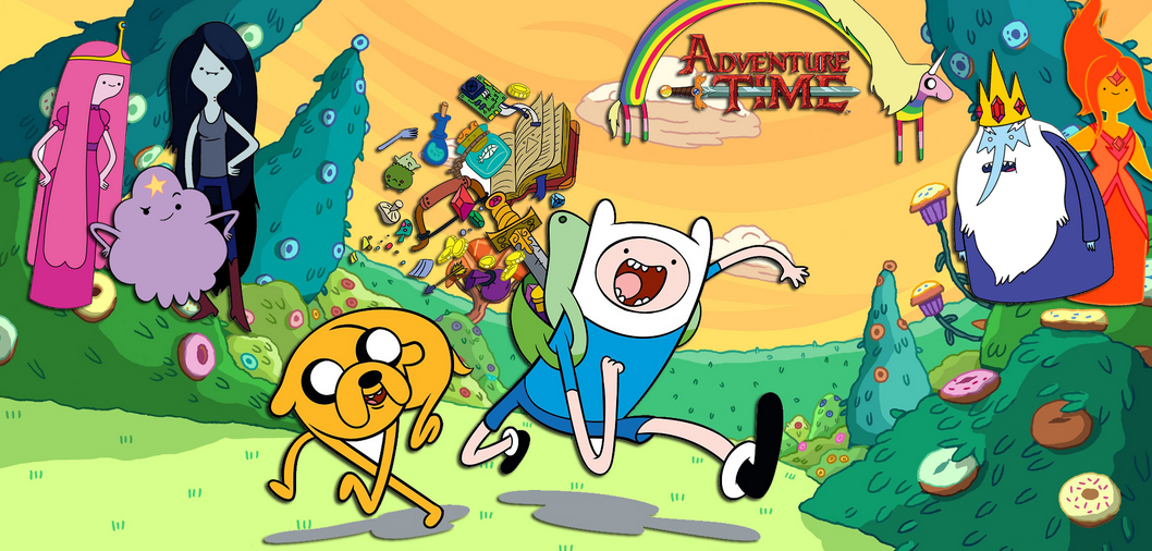 Love 'Adventure Time'? You'll love the 'Conversation Parade' podcast