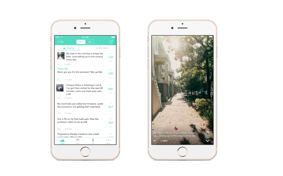 Yik Yak will now let you share faceless, appropriate photos