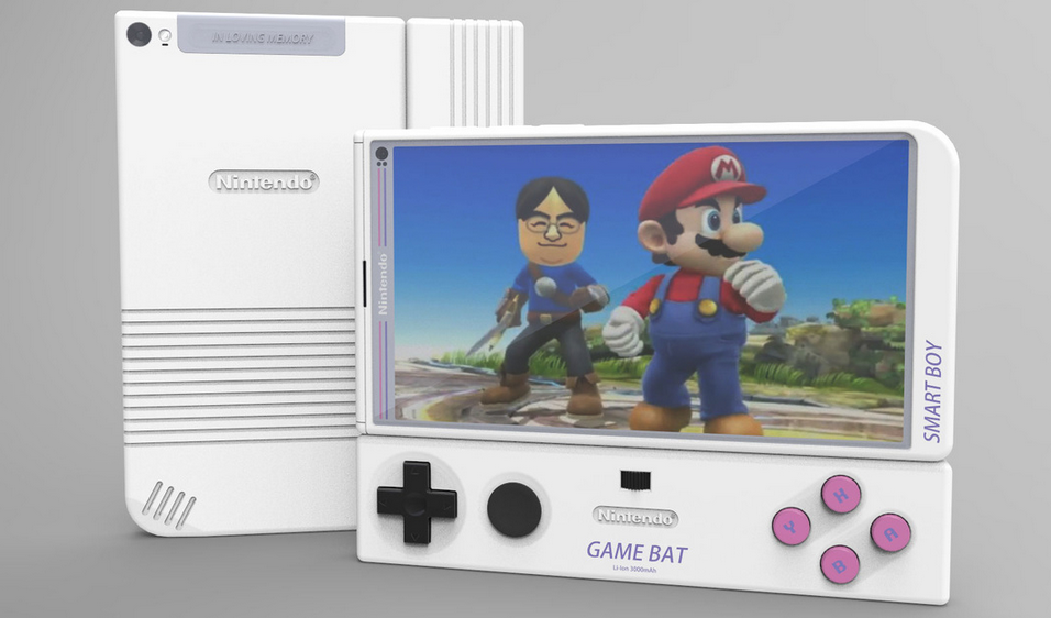 This is the modular handheld console Nintendo should make