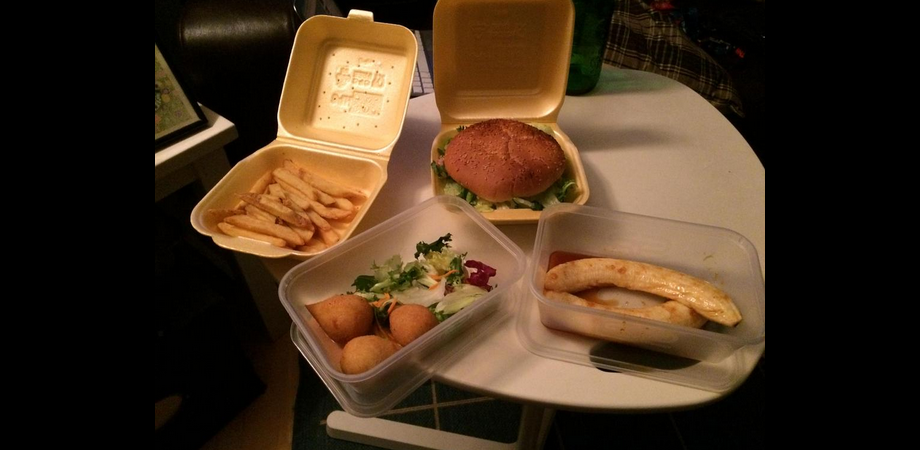 Deliveroo brings you food from restaurants that don't deliver…