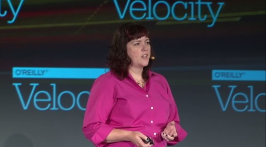 Bethanye Blount speaking at Velocity NY 2014