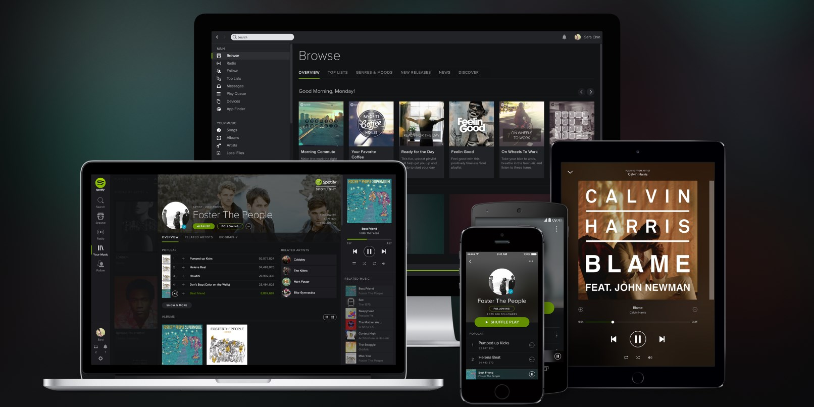 Spotify teams up with Beatport to offer exclusive EDM content