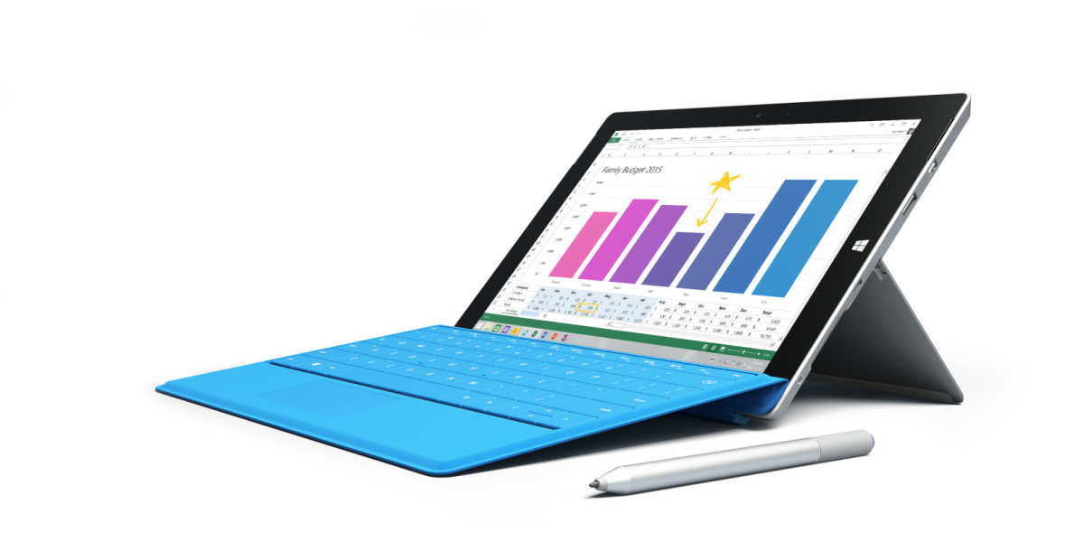 Surface 3 with LTE is now on sale in the US, but don't rush to buy one from Microsoft just yet