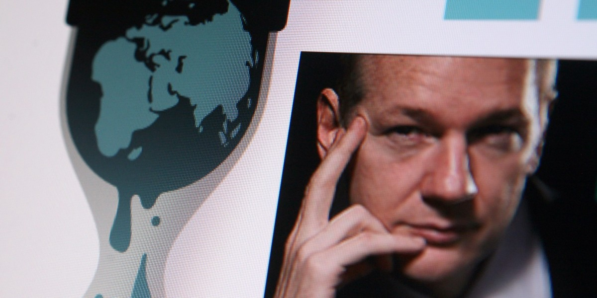 Britain issues formal protest to Ecuadorian Government over its harboring of Julian Assange