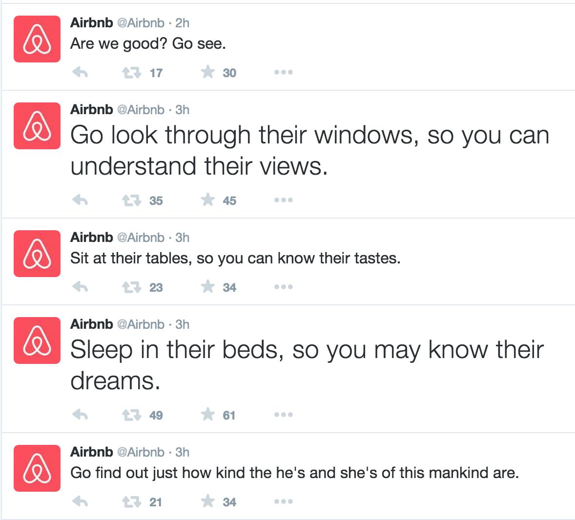 airbnb wtf tweets