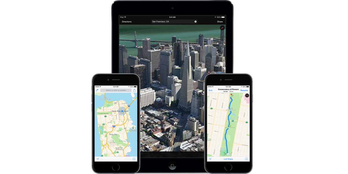 Apple announces more Apple Maps cars in more cities