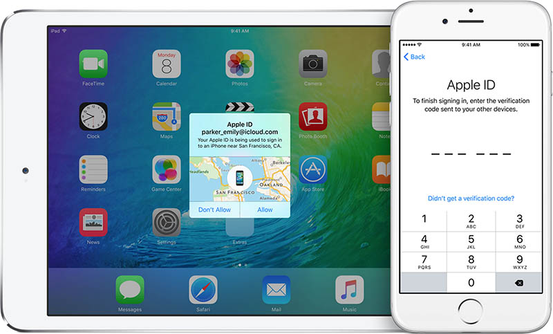Here's how two-factor authentication is changing in iOS 9