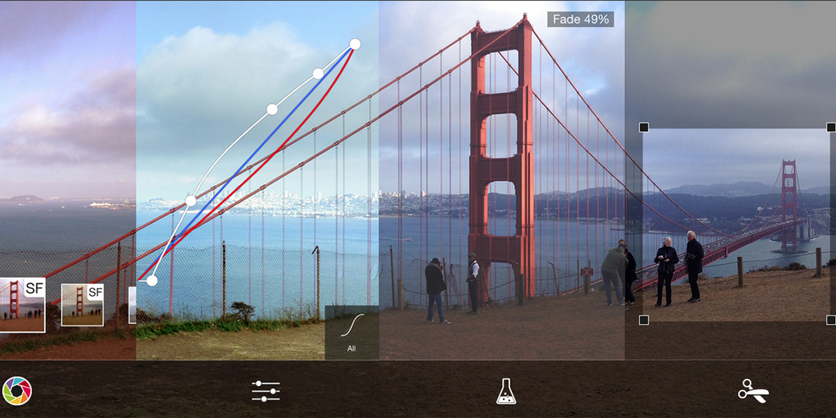 ProCamera 8 for iOS leaps into summer with new editing tools and photo compass